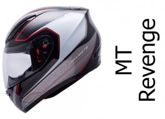MT revenge crash helmet