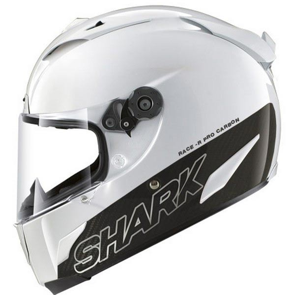shark race r pro carbon crash helmet
