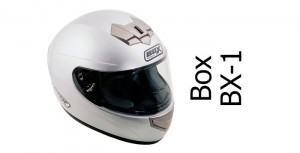 Box BX-1 in gloss silver
