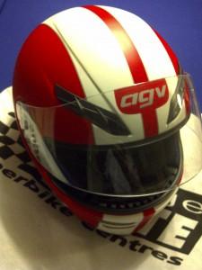 AGV S-4 crash helmet