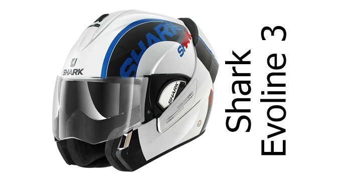 Shark-evoline-3-modular-crash-helmet