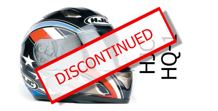HJC-HQ-1 crash helmet