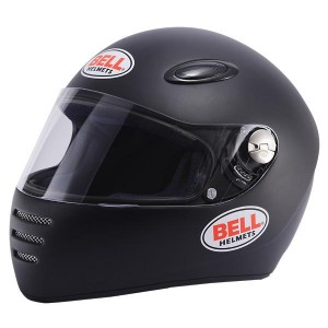 Bell M1 crash helmet in Matt Black