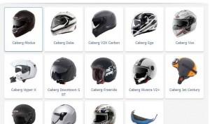 buy Caberg Crash Helmet
