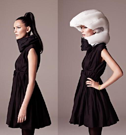 hovding Inflatable cycle helmet