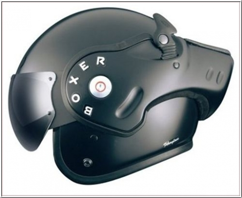 Roof Crash Helmets Review: The Boxer