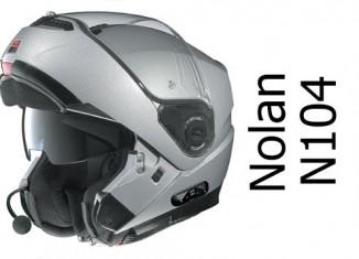 Nolan N104 helmet