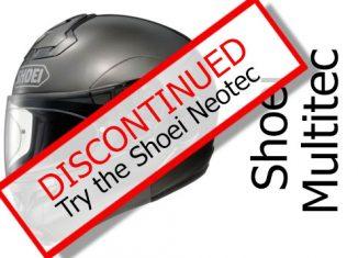 shoei-multitec-discontinued