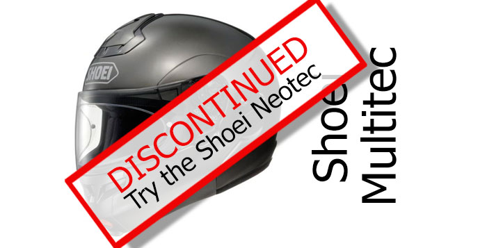 shoei-multitec-discontinued