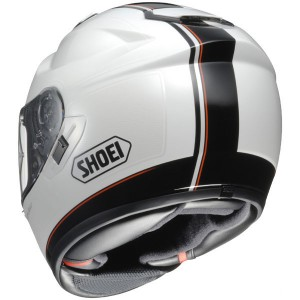 rear shoei gt-air helmet
