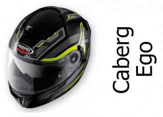 caberg ego Streamline crash helmet photo