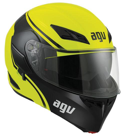 AGV Compact yellow black