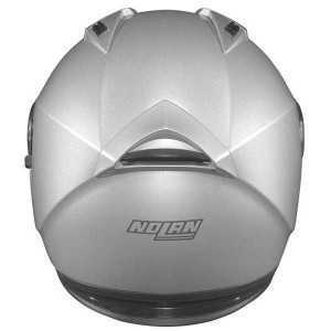 Nolan N86 helmet rear view
