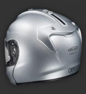 RPHA Max helmet in silver