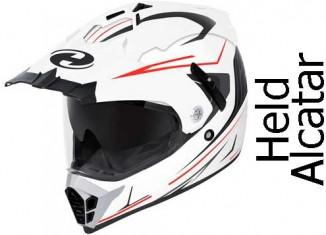 held alcatar crash helmet