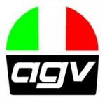 agv crash helmets logo