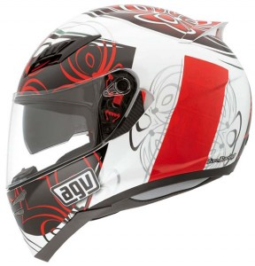 AGGAGV Horizon helmet in Absolute colours