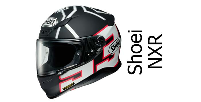 Shoei-NXR-crash-helmet iage