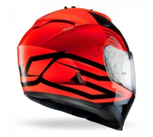 hjc IS-17 Genesis crash helmet