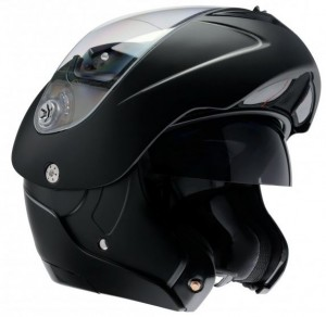 Lazer Paname Z-line crash helmet black metal open