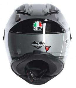 AGV-GT-Veloce-GTX-black-gunmetal-crash-helmet