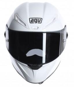 AGV-GT-Veloce-gloss-white-crash-helmet
