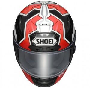 shoei X Spirit II Marquez 2 TC1 helmet