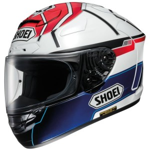 Shoei X-Spirit 2 in Marquez Motegi colours. Click to enlarge.