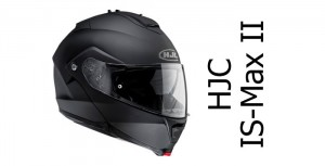 HJC IS-Max in Matt Black