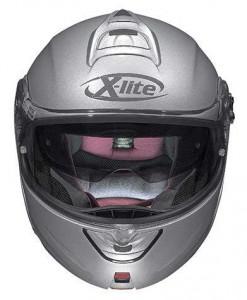 X-Lite-X-1003-elegance-n-com-silver-crash-helmet-front-view