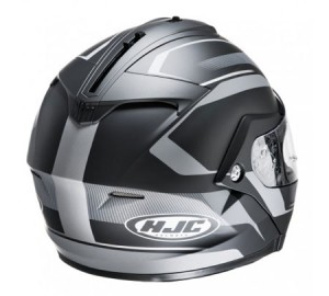 hjc-is-max-2-crash-helmet-elements-black-grey-rear-view