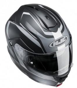 hjc-is-max-2-crash-helmet-elements-black-grey-top-view