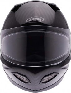 Lazer-Kite-Carbon-crash-helmet-front-view