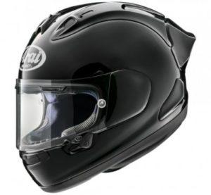 Arai RX-7V Race FIM certified racing helmet black