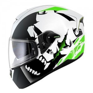 Shark-skwal-instinct-green-motorcycle-helmet