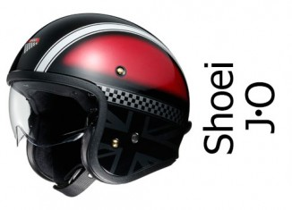 Shoei-JO crash helmet