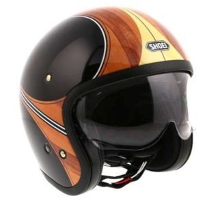 shoei jo Waimea helmet side view