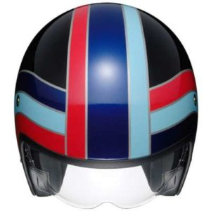 shoei jo helmet nostalgia tc10 top view