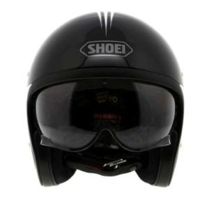 shoei jo sequel helmet front view