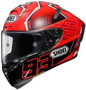 Shoei-X-Spirit-III-X-fourteen-motorcycle-crash-helmet-Marquez-TC-1-side-view