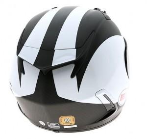 bell-star-carbon-crash-helmet-dunlop-replica-rear