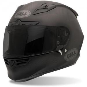 bell star carbon crash helmet matt black front