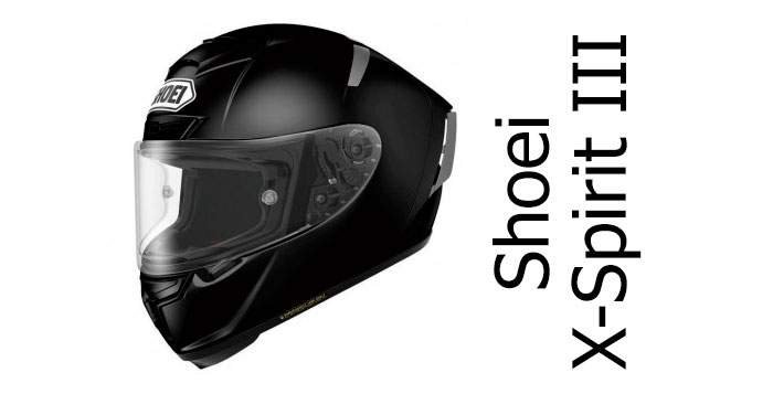 cbf83fc8 First look at the Shoei X-Spirit III crash helmet