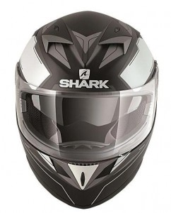 Shark-S700S-crash-helmet-Lab-mat-front-view