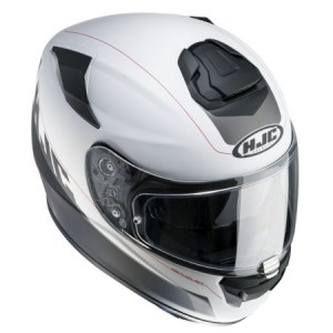 HJC RPHA ST twocut crash helmet