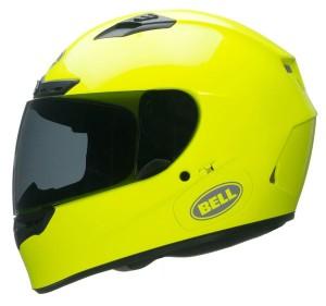 Bell-Qualifier-DLX-solid-hi-viz-helmet