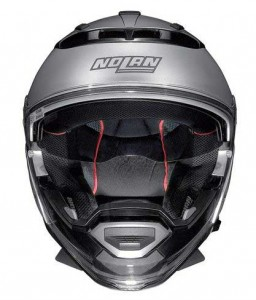 Nolan-N44-crash-helmet-front-view