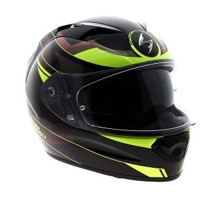 Scorpion Exo 1200 Air crash helmet fulmen