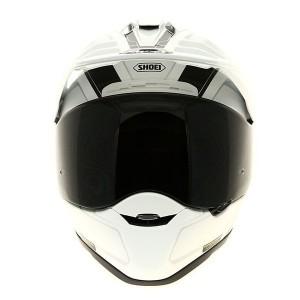 Shoei Hornet ADV crash helmet - seeker TC6 front view
