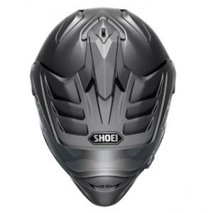 Shoei Hornet-X2_Matte_Deep_Gray_Top